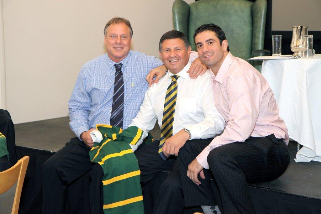 Mick, Scrub and TJ